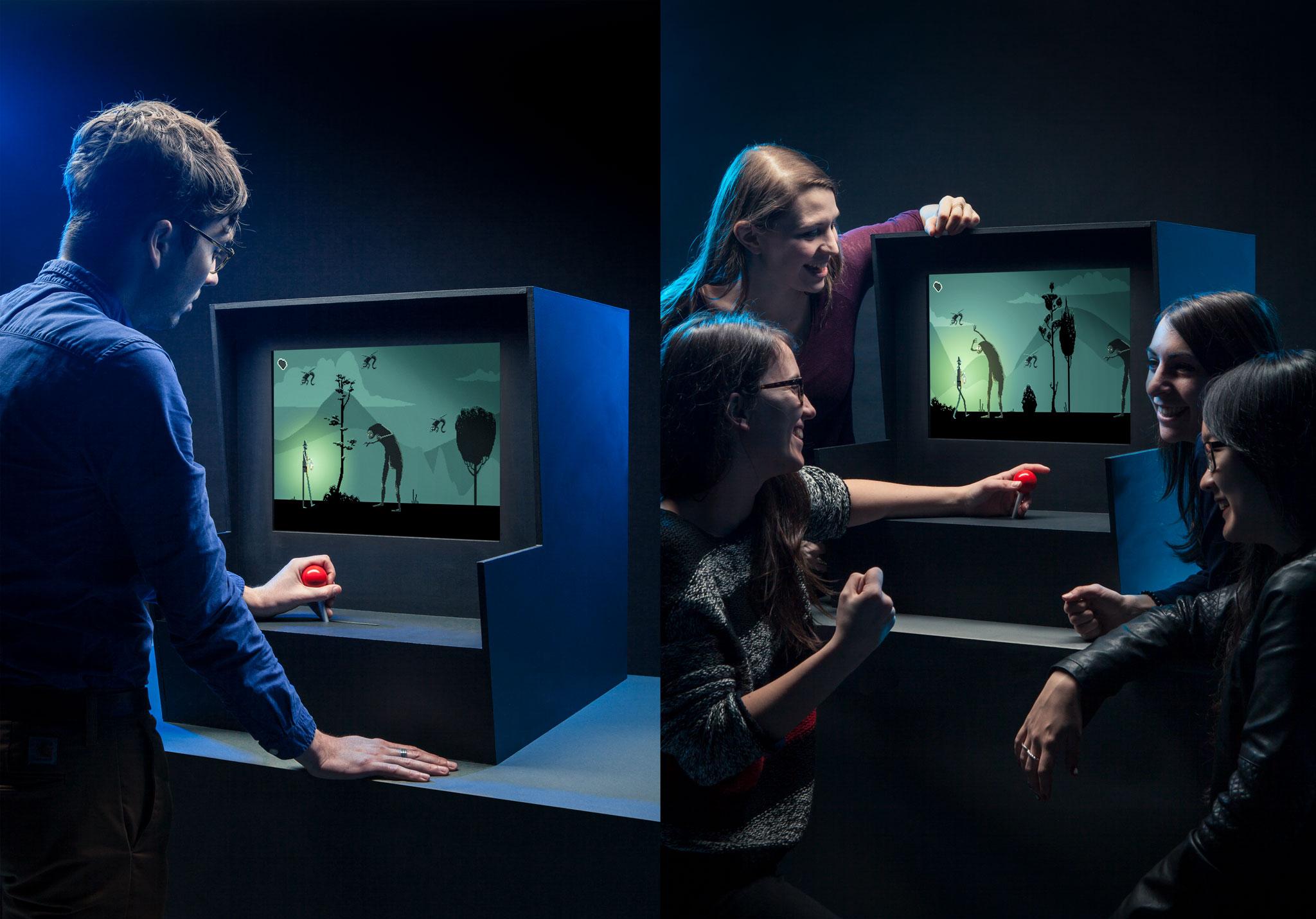 Ta-Daaa Studio DarkLight Arcade